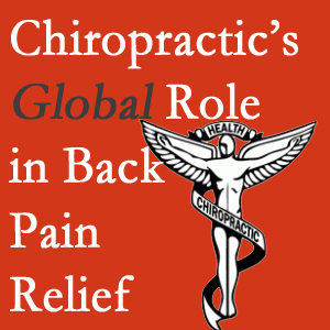 Minster Chiropractic Center is Minster's chiropractic care hub and is excited to be a part of chiropractic as its value for back pain relief grow in recognition.