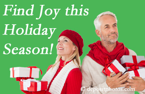 Minster Chiropractic Center wishes joy for all our Minster back pain patients to boost their back pain and their outlook on life.