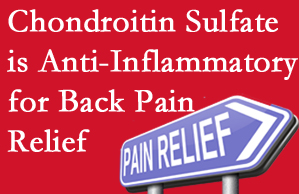 Minster chiropractic treatment plan at Minster Chiropractic Center may well include chondroitin sulfate!