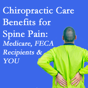The work expands for coverage of chiropractic care for the benefits it offers Minster chiropractic patients.