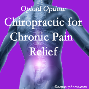 Instead of opioids, Minster chiropractic is valuable for chronic pain management and relief.